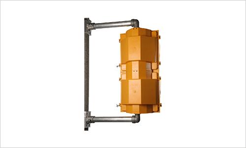 Signal Mounting Bracket-Side of Pole