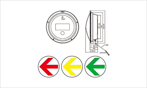 Traffic Arrow LED