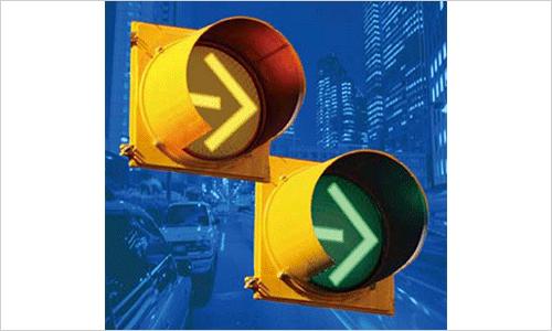 Traffic Bi-Color Arrow LED