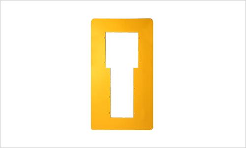 Traffic Signal Backplates