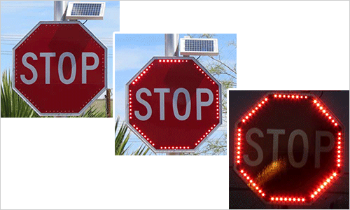 Stop Sign LED
