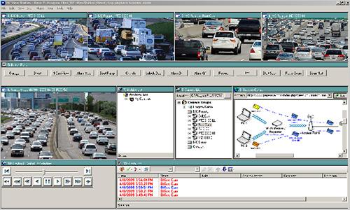 Traffic Monitor Cameras